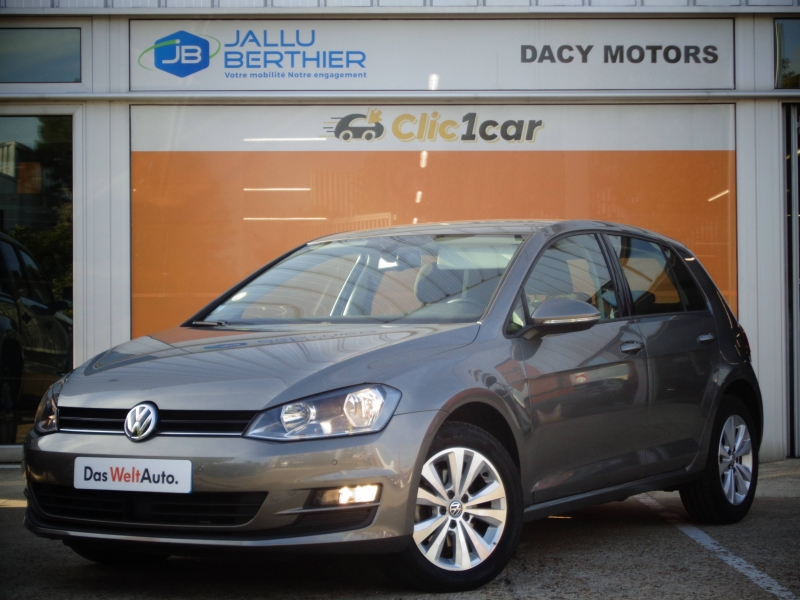 VOLKSWAGEN GOLF SOCIETE VII