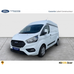 FORD TRANSIT CUSTOM FG