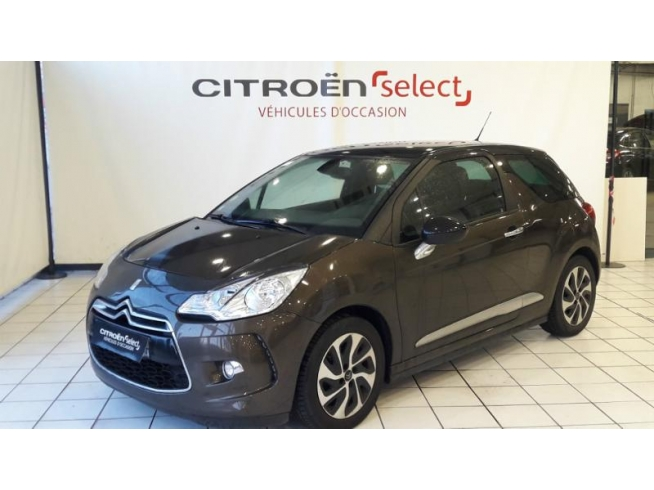 citroen ds3 clic1car. Black Bedroom Furniture Sets. Home Design Ideas