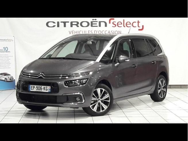 citroen grand c4 picasso clic1car. Black Bedroom Furniture Sets. Home Design Ideas